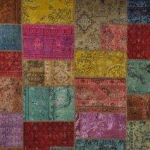 Hoogwaardige Perzische Patchwork tapijten, laagste prijsgarantie!