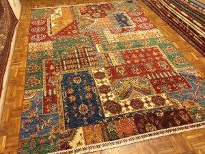 patchwork tapijten