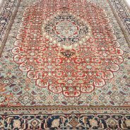 vintage bidjar tapijt