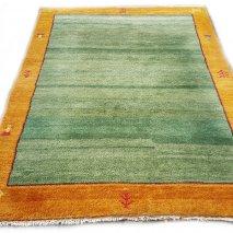 gabbeh tapijt groen