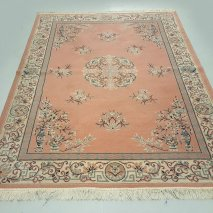 roze tapijt
