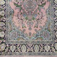 roze perzisch tapijt