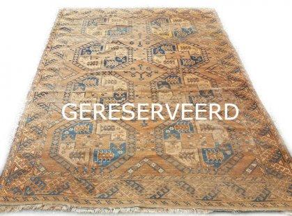 Ersari tapijt gereserveerd