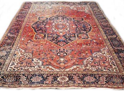 Heriz tapijt groot (1)