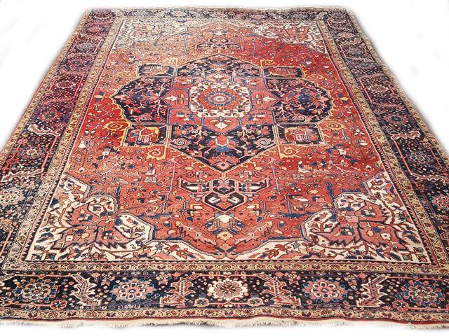 Perzisch Tapijt Groen : Perzisch tapijt hardwerk fogeltje
