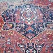 Heriz tapijt groot (4)