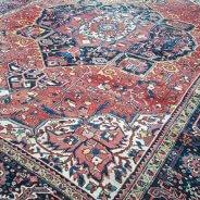 Heriz tapijt groot (5)