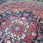Heriz tapijt groot (9)
