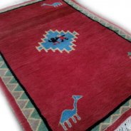 gabbeh tapijt