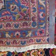Kashan tapijt rood (1)