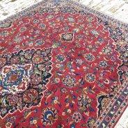 Kashan tapijt rood (2)