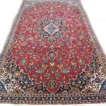 Kashan tapijt rood (3)