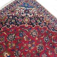 Kashan tapijt rood (4)