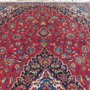 Kashan tapijt rood (6)