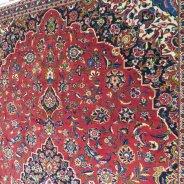 Kashan tapijt rood (7)