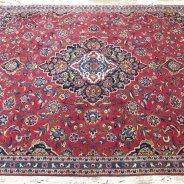 Kashan tapijt rood (8)