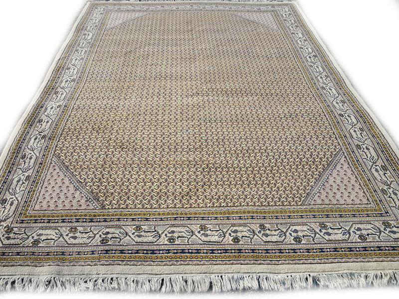 Mir Perzisch Tapijt : Handgeknoopt perzische tapijt mir sarouk eind e eeuw catawiki