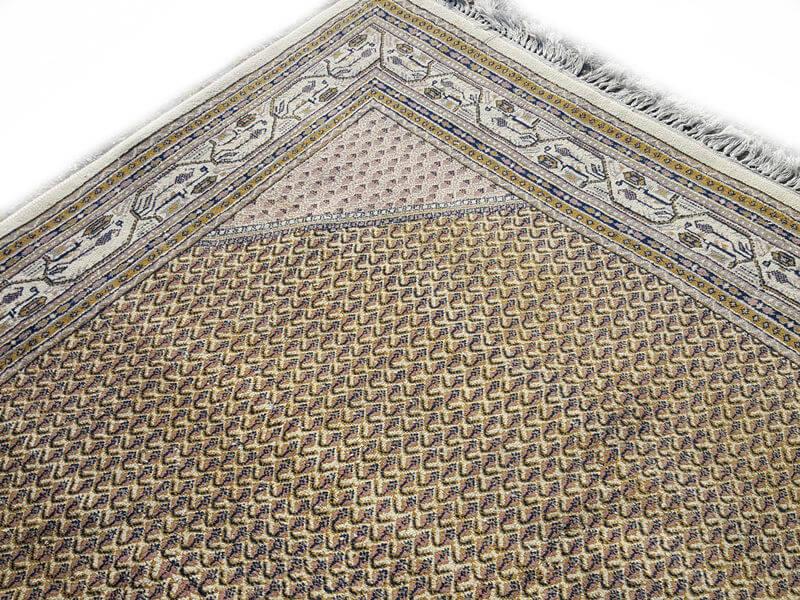 Mir Perzisch Tapijt : Mir in prachtige staat kleden met een verleden