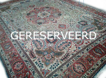 Perzisch Tapijt Kashmar gereserveerd