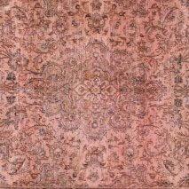 Roze vintage tapijt Recolored 190 x 285 cm SKU: R0001