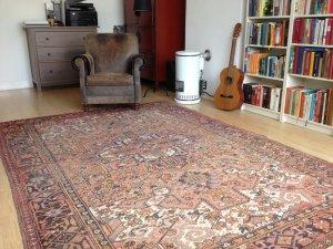 Vintage Heriz tapijt