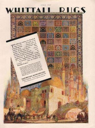 Vintage Perzische Tapijten