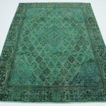 Vintage Vloerkleed Groen Perzisch (8)