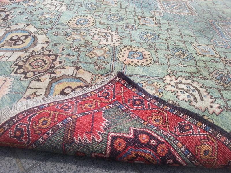 Mooi Perzisch Oosters Tapijt Vintage kleuren 200 x 300 cm