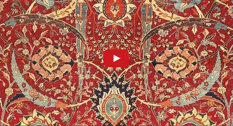 Perzisch tapijt van 30 miljoen dollar