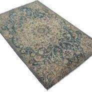 blauw vintage tapijt (1)