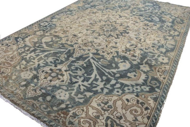 Perzisch Tapijt Blauw : Groot perzisch tapijt kopen? diverse maten vintage tapijten