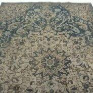 blauw vintage tapijt (3)