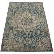 blauw vintage tapijt (5)