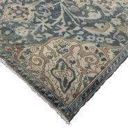 blauw vintage tapijt (8)