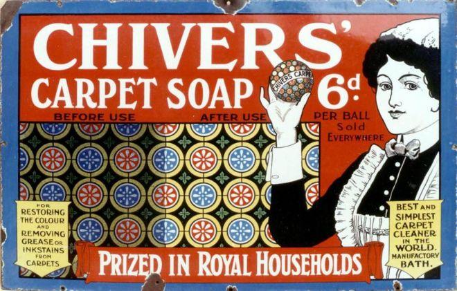 carpet soap
