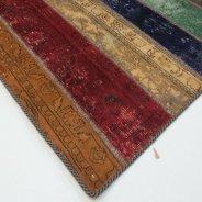 patchwork veelkleurig 250 x 17005
