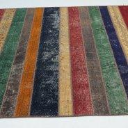 patchwork veelkleurig 250 x 17007