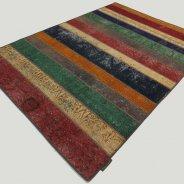 patchwork veelkleurig 250 x 17011