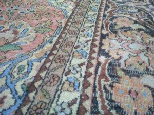 vintage kashmir tapijt