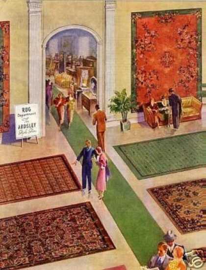 Handgeknoopte oosterse tapijten